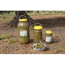 Aceitunas Machacadas 700 gr.