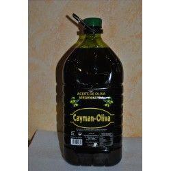 Aceite de Oliva virgen 5L
