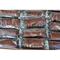 Cañas de chocolate sin azúcar. Caja 2,5 kg.