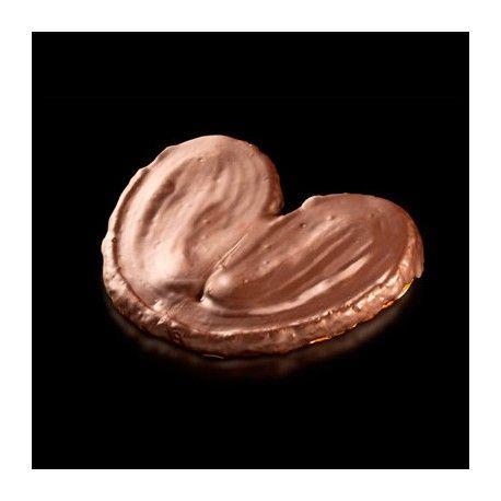 Palmeras de chocolate sin azúcar. Caja 2kg.